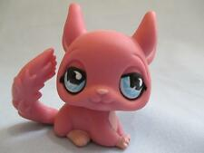 Littlest Pet Shop 599 Pink Chinchilla with Blue Eyes 100% Authentic LPS