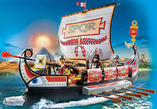 PLAYMOBIL® 5390 Roman Warriors' Ship - NEW 2016 - S&H FREE WORLDWIDE