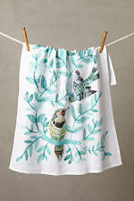 New Anthropologie Sold Out in Stores $18 Chirp & Chatter Kitchen Dish Towel