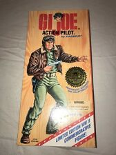 "New GI Joe Action Pilot Hasbro 12"" Limited Edition WWll Commemorative Figure"