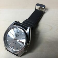 Orologio Vintage Seiko 5 Automatico 7009 Day_date Mm 38 Watch  W.r.