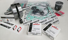 KTM 125 SX COMPLETE REBUILD KIT CRANKSHAFT, PISTON, GASKETS 2001-2005