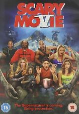 SCARY MOVIE PART 5 DVD Horror Comedy Spoof Movie Film Brand New and Sealed UK