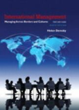 NEW International Management Text and Cases 9th Edition Deresky (Global Edition)