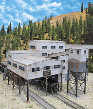 Diamond Coal Corporation Walthers Cornerstone Mine kit HO 933-4046 1:87