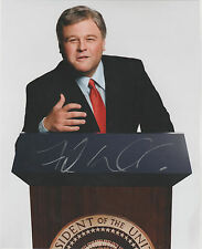FRANK CALIENDO Signed 8 x 10 GEORGE BUSH Photo Autograph w/ COA Nice AUTO MADtv
