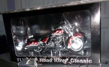 Maisto Harley DAVIDSON Road King Classic FLHRCI 2001 1/18 NUOVO IN SCATOLA