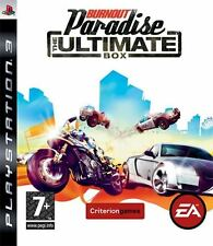 Burnout Paradise The Ultimate Box ~ PS3 (in Great Condition)