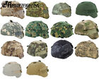 1X Tactical Helmet Cover Ver2 for MICH TC-2000 Helmet ACH Military Airsoft