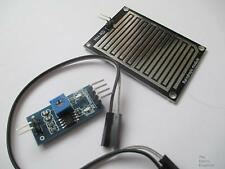 Arduino Rain Drop Sensor Module Kit Raindrop Detection Set
