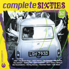 Complete Sixties - Various Artists ***  BRAND NEW 5 CD SET ***