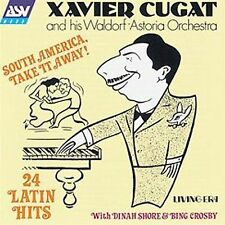 South America Take It Away: 24 Latin Hits, Cugat, Xavier, Very Good
