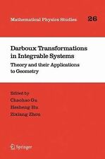Mathematical Physics Studies: Darboux Transformations in Integrable Systems :...
