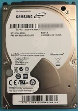 "Samsung Seagate Momentus ST2000LM003 2TB 2.5"" SATA Laptop Notebook Hard Drive"
