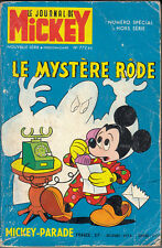 MICKEY PARADE NUMERO SPECIAL HORS SERIE NOUVELLE SERIE N° 772 BIS 1967 DISNEY