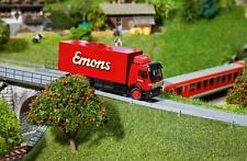 Faller Car System HO 161584 TRUCK MB SK Emons Spedition (Herpa) New