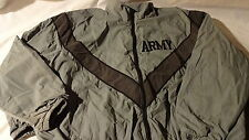 ARMY JACKET IPFU Sz Medium-Regular Unicor / USP LEE Zipped Pockets
