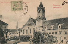 * HUNGARY / SLOVAKIA - Pozsony / Bratislava 1902