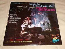 Willis Brothers Bummin' Around Sealed LP Starday SLP 442 US Press