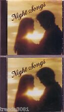 NIGHT SONGS Heartland 2CD Classic 70s LEO SAYER AMERICA BREAD NILSSON EXILE