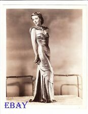 Loretta Young busty sxy VINTAGE Photo