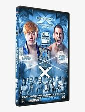 Official TNA Impact Wrestling - One Night Only: X Division X-Travaganza 2014 DVD