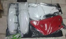 KIT PLASTICHE HUSQVARNA SM 125 250 2005 05 KIT 5 PZ SUPERMOTARD COLORE ORIGINALE