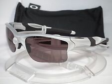CUSTOM OAKLEY POLARIZED HALF JACKET 2.0 XL OO9154-22 SILVER / BRONZE POLARIZED