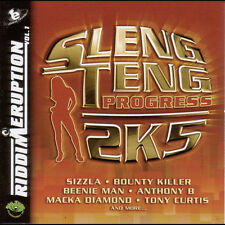 Riddim Eruption, Vol. 1: Sleng Teng Progress 2K5, New Music