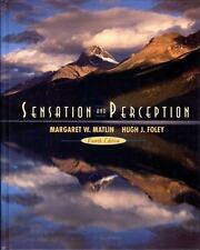 Sensation and Perception (4th Edition)-ExLibrary
