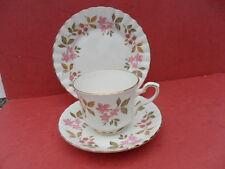 Royal Stafford, FRAGRANCE, Tea Trio (Teacup, Saucer & Teaplate)
