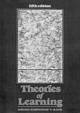 Theories of Learning (5th Edition) (Century Psychology Series)-ExLibrary