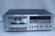 Vintage PIONEER CT-F750 Auto Reverse Cassette Deck-  AS IS or FIX-IT Project