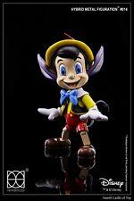 "86 Hero Herocross - 5.5"" Inches HMF 014 Hybrid Metal Disney Pinocchio Figuration"
