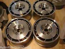(2)16x9.5 (2) 16x8.5 OEM Factory Original Chevrolet Corvette C4 Wheels SET OF 4