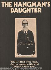 George Maledon - Hangman's Daughter + Fort Smith Hanging Judge