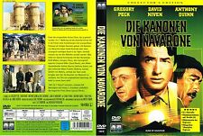 (DVD) Die Kanonen von Navarone - David Niven, Gregory Peck, Anthony Quinn