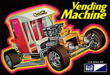 MPC 1/25 Vending Machine 327 Hot Rod Coca Cola PLASTIC MODEL KIT 871