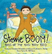 Stewie BOOM! : Boss of the Big Boy Bed by Christine Bronstein (2015, Hardcover)