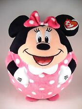 "Beanie Ballz ""Minnie Maus"" ca. 22 cm mit Sound Plüsch Ball Mini Mouse ty"
