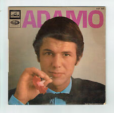 ADAMO Disque 45T EP NEON - VIVRE -LARME AUX NUAGE -MA MUSE -EMI  988 + Photos