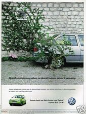 Publicité advertising 2002 VW Volkswagen Lupo Oxford