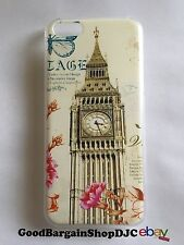 Big Ben Clock Tower Hard Case for iPhone 5c