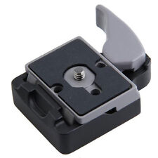 New 323 RC2 System Quick Release Adapter for Manfrotto Tripod 200PL-14 QR Plate