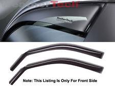 WeatherTech® Side Window Deflectors for 2011-2015 - Fiat 500 - 80552
