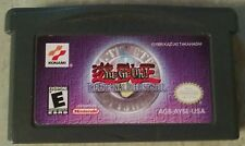 Yu-Gi-Oh! The Eternal Duelist Soul Nintendo Game Boy Advance Cartridge Only