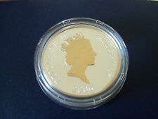2006 Westminster Silver Proof Coin Queen Elizabeths 80th Alderney £5 FREE P&P