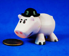 Cake Topper Disney Toy Story 3 Hamm Super Cute with Hat Figure Statue Model A534