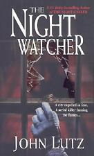 The Night Watcher by John Lutz (2002, Paperback)