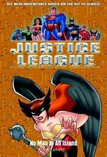 No Man Is An Island (Justice League, 10)-ExLibrary